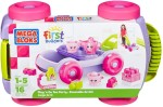 Fisher Price Blocks & Building Sets Fisher Price First Builders Play n Go Tea Party