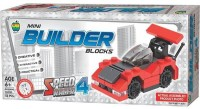 Lotus Applefun Builder Blocks Speed Racer 4 (Multicolor)