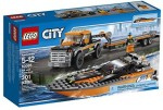 Lego Blocks & Building Sets Lego City Great Vehicles with Powerboat
