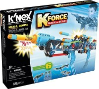 K'Nex I49-Force Mega Boom Building Set (Multicolor)