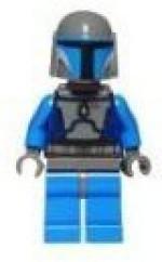 LEGO Blocks & Building Sets LEGO Mini Star Wars Mandalorian Trooper