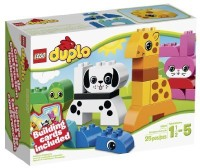 LEGO DUPLO Creative Play 10573 Creative Animals (Multicolor)