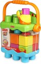 Fisher-Price Stacking Surprise Count And Build Snail Pail - Multicolor