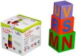 Eduedge Blocks & Building Sets Eduedge Let'S Build Alphabet Tower