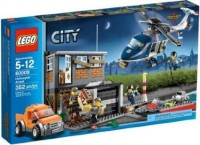 LEGO City Set Helicopter Arrest (Multicolor)