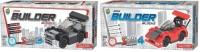 Applefun Set Of Mini Builder Blocks Speed Racer 3 & 4 (Multicolor)
