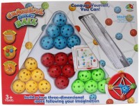 Tootpado Changefull Insert Ball Puzzle Games - Brain Toys For Kids (Multicolor)