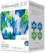 Mindware Blocks & Building Sets Mindware Q Ba Maze 2.0 Starter Box Cool Color
