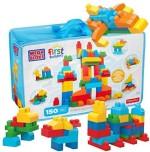Mega Bloks Blocks & Building Sets Mega Bloks First Builders Deluxe Building Bag