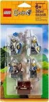 Lego Castle Knights Accessory 32 Pc Set (Multicolor)