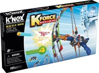 K'Nex K-Force Battle Bow Building Set (Multicolor)