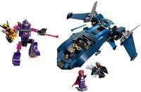 LEGO MARVEL X-MEN VS THE SENTINEL 76022) (Multicolor)