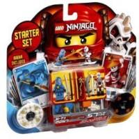 LEGO Ninjago Spinjitzu Starter Set 2257 (Multicolor)