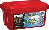 K'Nex K'NEX 375 Piece Deluxe Building Set (Multicolor)