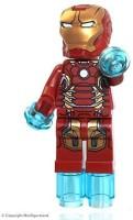 LEGO Marvel Super Heroes Iron Man Mark 43 Mini 2015 (Multicolor)