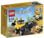 Lego Blocks & Building Sets Lego Construction Vehicles
