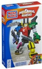 Mega Bloks Blocks & Building Sets Mega Bloks Power Rangers Legendary Megazord