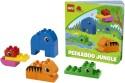 Lego Peekaboo Jungle - Multicolor