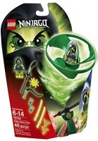 LEGO Ninjago Airjitzu Moro Flyer 70743 Building Kit (Multicolor)