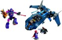 Lego X-Men Vs The Sentinel