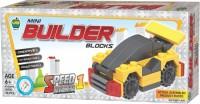 Lotus Applefun Mini Builder Blocks Speed Racer 1 (Multicolor)