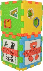 Just Toyz Blocks & Building Sets Just Toyz Blocks Alphabet And Animal