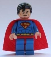 Lego Dc Comics Super Heroes Minifigure - Superman (Multicolor)