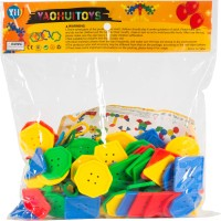 Walk Over Totally Toys Edu Shape (Flat) (Multicolor)