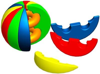 Playskool Blocks & Building Sets Playskool Activity Ball