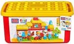 Mega Bloks Blocks & Building Sets Mega Bloks First Builders Farm