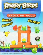 Just Toyz Blocks & Building Sets Just Toyz Angry Birds Knock On Wood