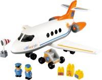 Ecoiffier Abrick Happy Jet Plane (Multicolor)