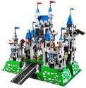 Lego Knights Kingdom Set 10176 Royal Castle - Multicolor