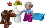 Lego Blocks & Building Sets Lego Duplo Baby Calf