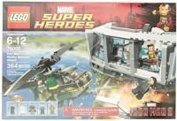 Lego Super Heroes Iron Man Malibu Mansion Attack (76007) (Multicolor)