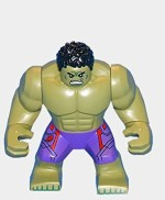 Lego Blocks & Building Sets Lego Marvel Super Heroes Age Of Ultron Minifigure Incredible Hulk
