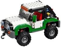 Lego Adventure Vehicles (Multicolor)