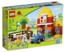 Lego Brick Themes Duplo My First Farm 6141 - Multicolor