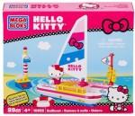 Mega Bloks Blocks & Building Sets Mega Bloks Hello Kitty Sailboat
