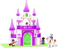 Sluban Palace Brick GIRL'S DREAM (Multicolor)