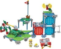 K'Nex Super Mario Cat Mario Building Set (Multicolor)