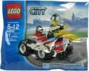 Lego City Mini Figure Set - Fire Chief
