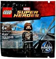 LEGO Marvel Super Heroes Winter Soldier (Multicolor)