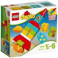 Lego My First Rocket 10815 (Multicolor)