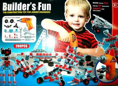 Treasure Box Blocks & Building Sets Treasure Box Builder's Fun