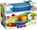Lego Duplo Creative Play 10567 Toddler Build And Boat Fun - BLCDXFEZGC3Y7ZZE