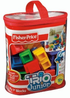 Fisher-Price Trio Junior My First Primary Colors