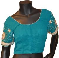 Sareez Round Neck Women's Blouse - BLODY33A4BAZG8Z9