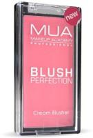 MUA Makeup Academy Blush Perfection Cream Blusher (Pink)
