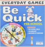 Creative's Board Games Creative's Everyday Games Be Quick Board Game